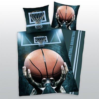 Basketbal dekbedovertrek 140x200