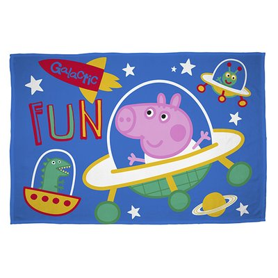 George Pig fleece deken - Planets