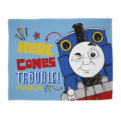 Thomas de Trein fleece deken - Sketchbook