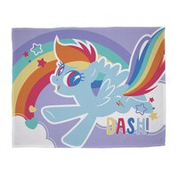My Little Pony fleece deken - Dash