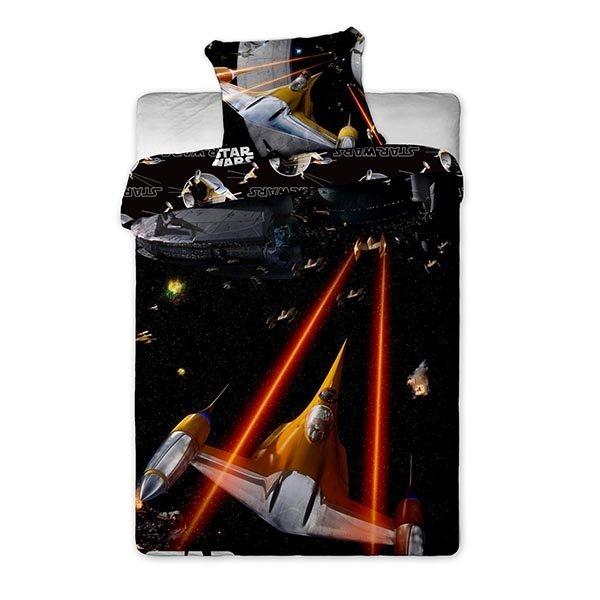 Star Wars dekbedovertrek 140x200 - Spaceships