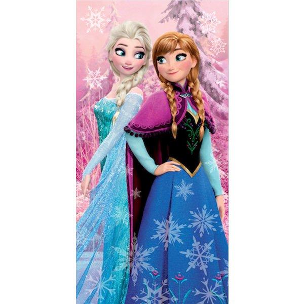 Frozen strandlaken - Sisters