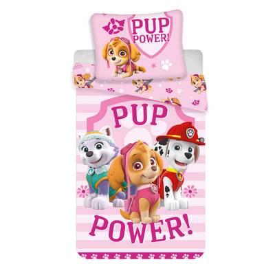 Paw Patrol dekbedovertrek 140x200 - Pup Power