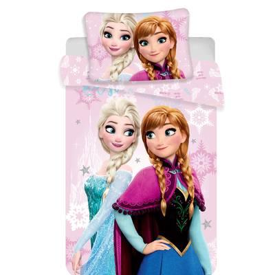 Frozen dekbedovertrek 100x135 - Sisters