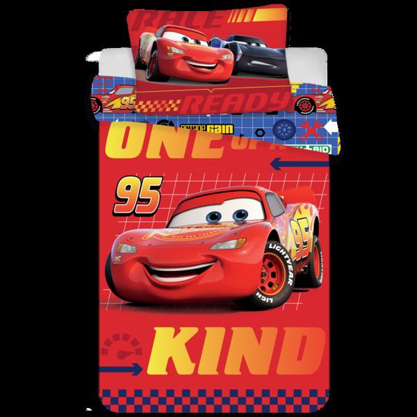 Cars dekbedovertrek 100x135 - Red