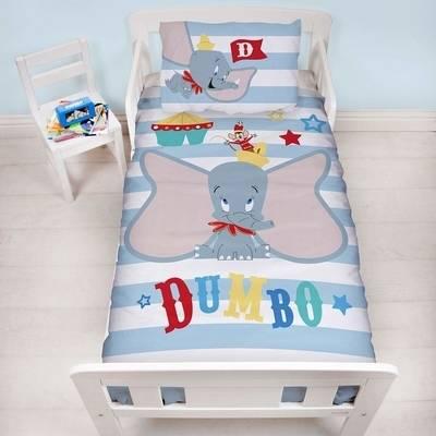 Dumbo dekbedovertrek 120x150 | Disney