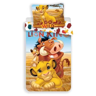 Lion King dekbedovertrek 140x200