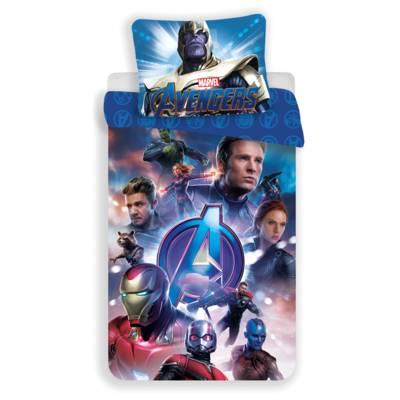 Avengers dekbedovertrek 140x200 - Endgame