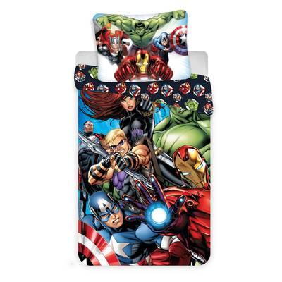 Avengers dekbedovertrek 140x200 - Superheroes