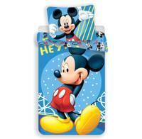 Mickey Mouse dekbedovertrek 140x200 - Hey